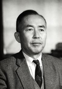 Prof. Y. Yamada, the founder of SAP